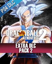 DRAGON BALL XENOVERSE 2 Extra DLC Pack 2