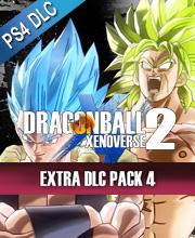DRAGON BALL XENOVERSE 2 Extra Pack 4