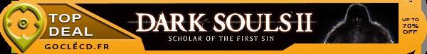 Dark Souls 2 Scholar of the First Sin pas cher