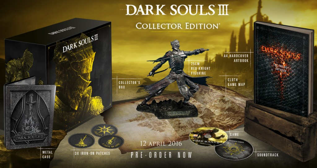 DarkSouls 3 Edition Collector