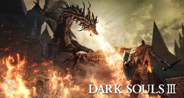 Dark Souls 3 Date de sortie
