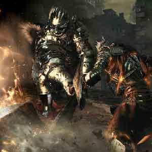 Dark Souls 3 Battle