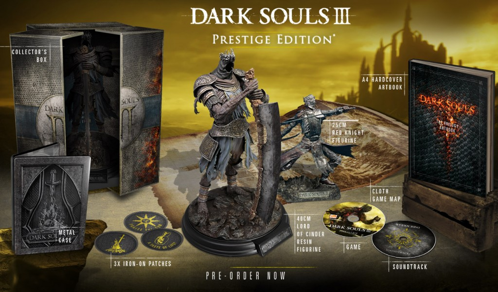 DarkSouls III Prestige Edition