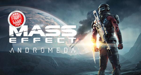 Mass Effect Andromeda sortie en mars