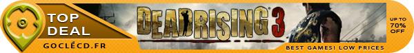 Dead Rising 3 pas cher