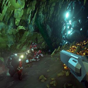 Grottes mystérieuses