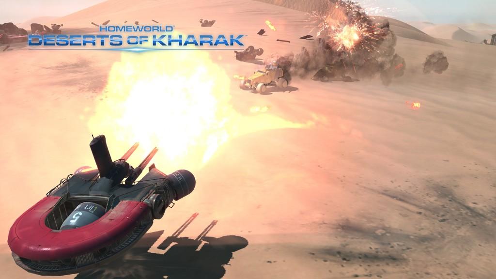 Deserts of Kharak