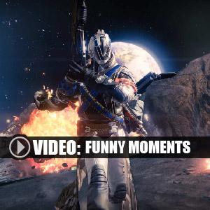 Destiny PS4 Funny Moments