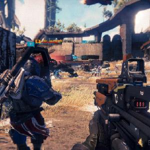 Destiny PS4 - Arme