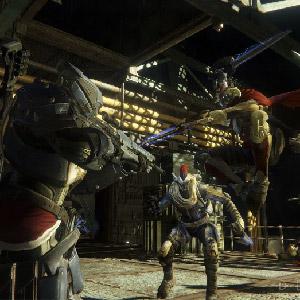 Destiny PS4 Explosion