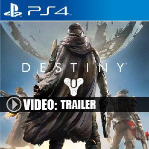 Destiny PS4 en boîte ou à télécharger