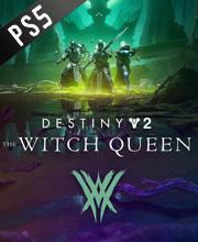 Destiny 2 La Reine Sorcière