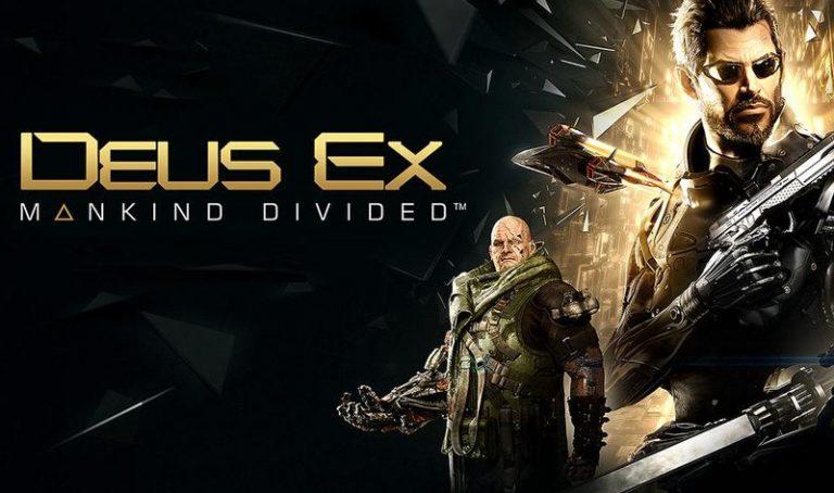 Trailer Deus Ex Mankind Divided