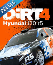 DiRT 4 Hyundai R5 Rally Car