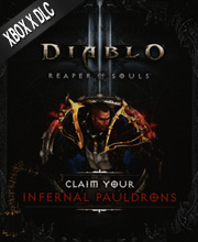 Diablo 3 Infernal Pauldrons