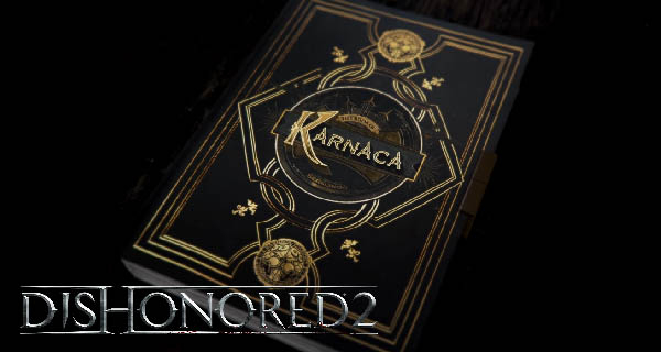 La dernière vidéo de Dishonored 2