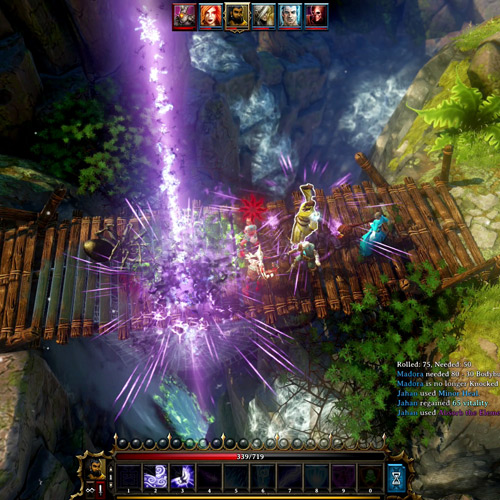 Divinity Original Sin Xbox One Gameplay