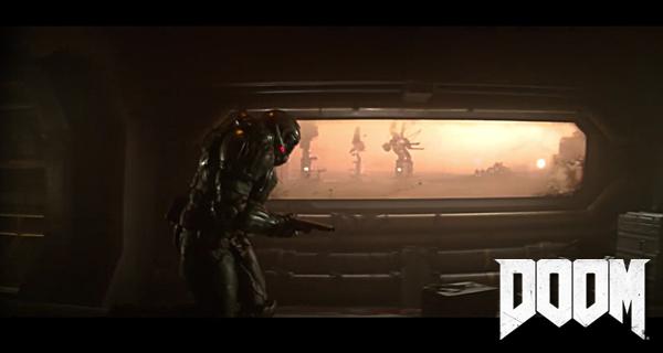 Doom Fight Like Hell Trailer