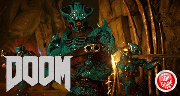 Bêta ouverte de Doom et contenus d'après lancement annoncés