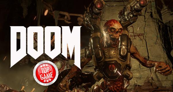 Meurtre à la tronçonneuse sur Doom