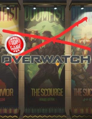 Finalement, le personnage numéro 24 d'Overwatch n'est pas Doomfist