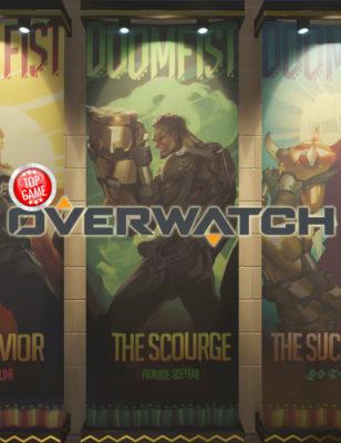 Les indices sur Doomfist sont partout sur le PTR d'Overwatch !