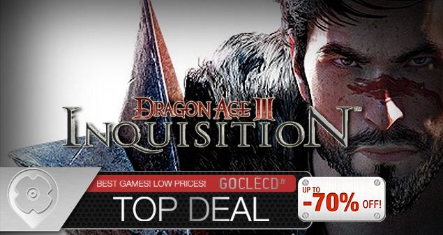 Dragon age inquisition meilleur prix