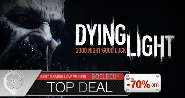 Dying Light cle cd