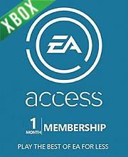 EA ACCESS 1 Mois