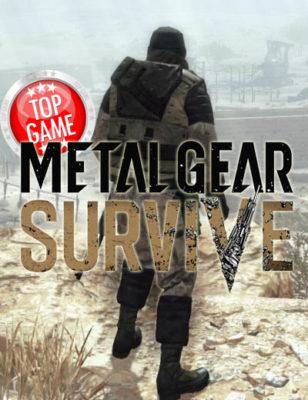 Le classement ESRB de Metal Gear Survive est maintenant connu !