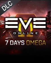 EVE Online 7 Days Omega time