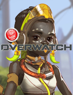 Blizzard laisse entendre que Efi Oladele pourrait être le nouveau personnage d'Overwatch