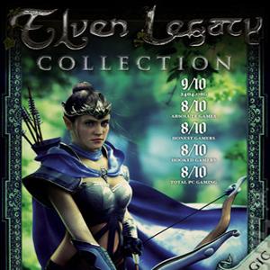 Acheter Elven Legacy Collection Clé CD Comparateur Prix
