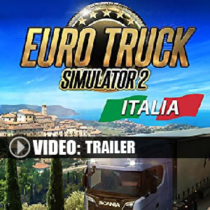 Acheter Euro Truck Simulator 2 Italia Clé Cd Comparateur Prix