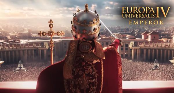 Europa Universalis IV: Emperor Expansion