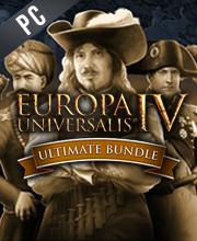 Europa Universalis 4 Ultimate Bundle