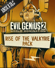 Evil Genius 2 Rise of the Valkyrie Pack