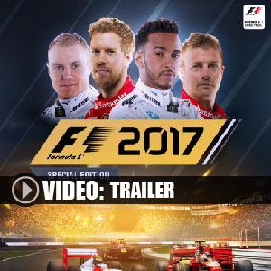 Acheter F1 2017 Clé Cd Comparateur Prix