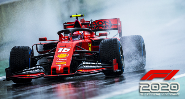 Le jeu F1 2020 n'aura pas de pistes de remplacement