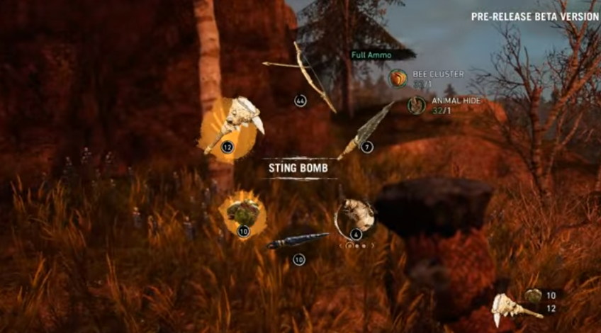 Far Cry primal vidéo gameplay