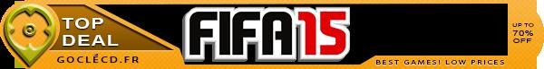 FIFA 15 pas cher