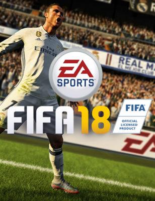 EA révèle FIFA 18 avec Cristiano Ronaldo en couverture