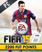 FIFA 15 2200 Fut Jours