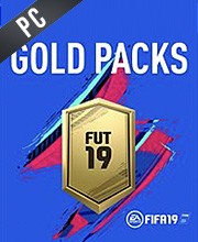 FIFA 19 Jumbo Premium Gold Packs