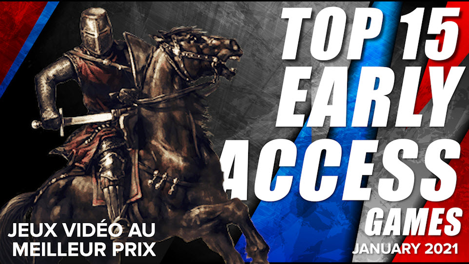 Top 15 Early Access Games