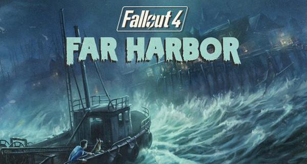 Fallout 4 Far Harbor bande-annonce
