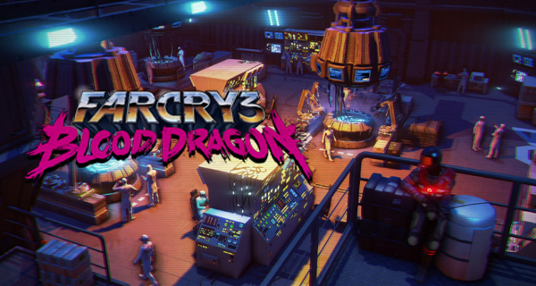 Jouez à Far Cry 3 Blood Dragon gratuitement en novembre !