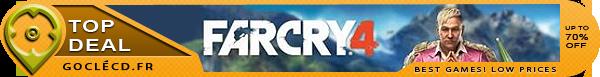 Far Cry 4 pas cher