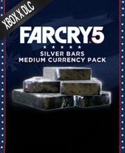 Far Cry 5 Silver Bars Medium Pack