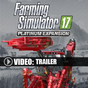 Acheter Farming Simulator 17 Platinum Expansion Clé Cd Comparateur Prix